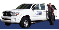 Walker Express Delivery Birmingham Alabama Courier Service